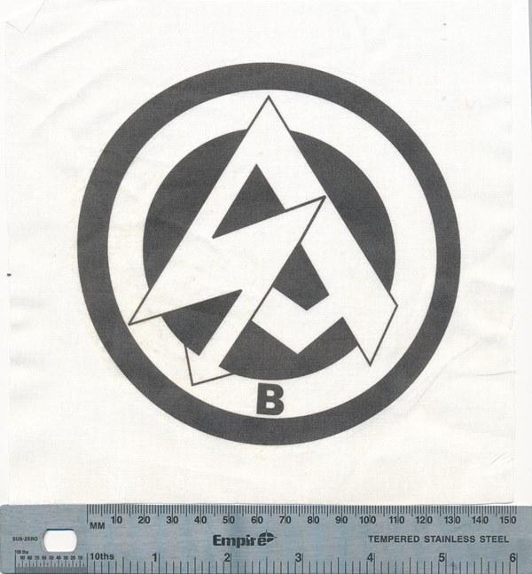 Sa Sports Shirt Logo Gruppe B Berlin Branderburg Wwii German